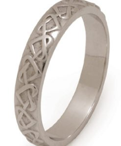Sterling Silver Celtic Love Knot Ring