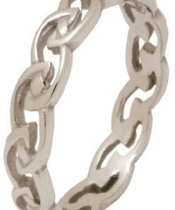 Ladies Silver Celtic Knot Ring