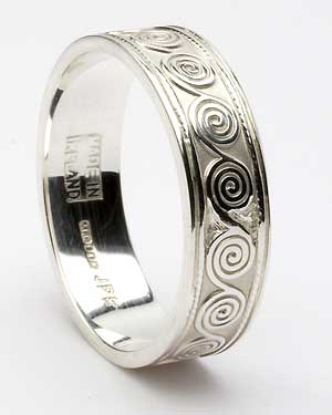 celtic sprial ring