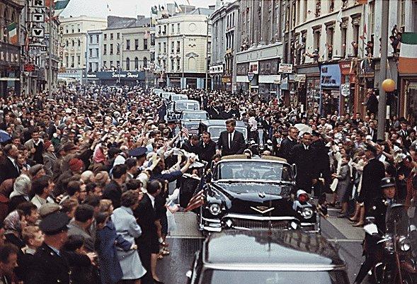 JFK Visit to Ireland