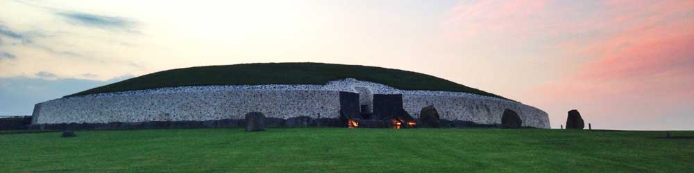 Newgrange Passage Tomb Ireland