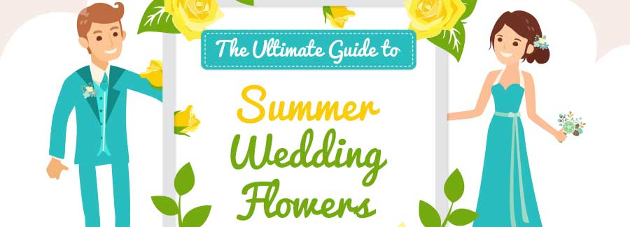 Summer Wedding Flowers