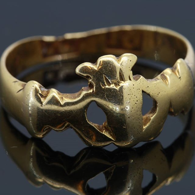 The Oldest Claddagh Ring