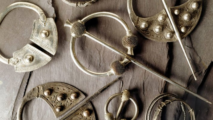 Viking Jewelry from Dublin